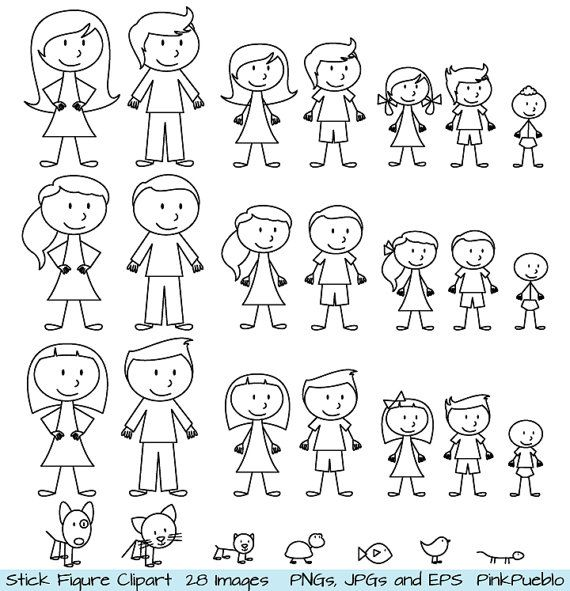 1000+ ideas about Stick Figure Family on Pinterest.