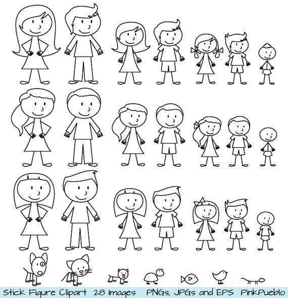 1000+ ideas about Stick Figure Family on Pinterest.