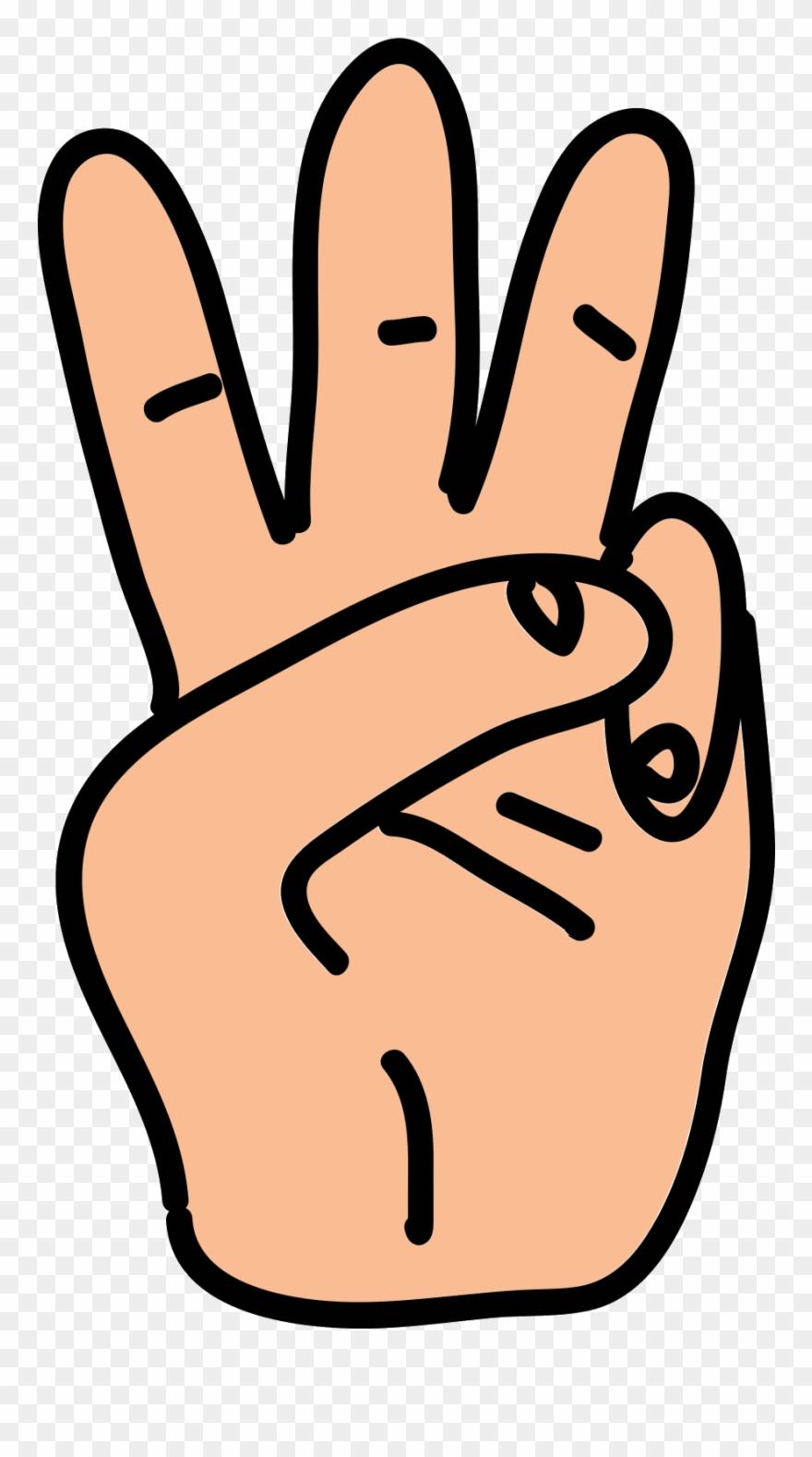 Snap Fingers Clip Art.