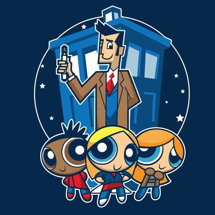Doctor Powerpuff.