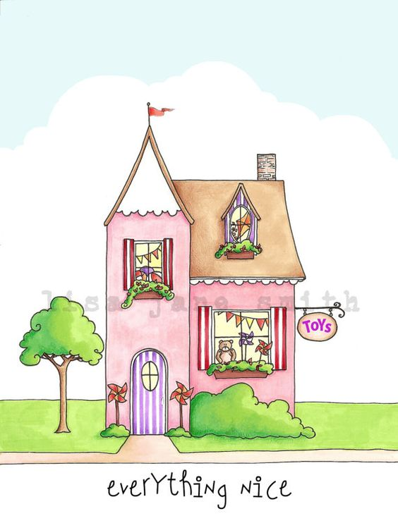 Toys, Cute house and Happy on Pinterest.