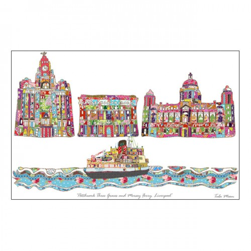 Buy the Patchwork Three Graces Print.