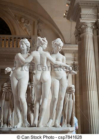 Pictures of Three Graces.