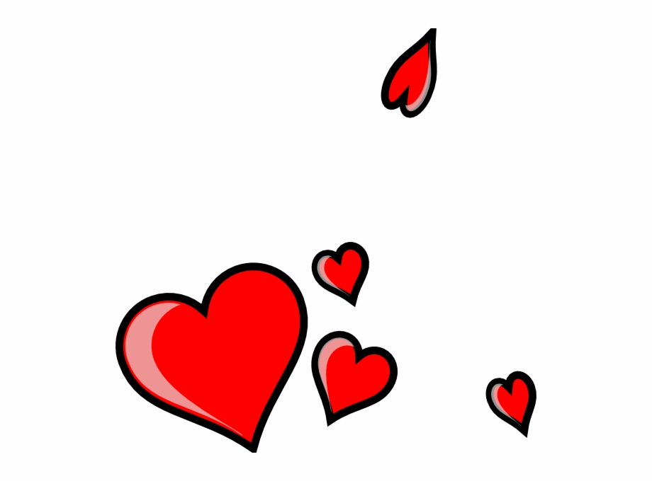 Three Hearts Clip Art Free PNG Images & Clipart Download.