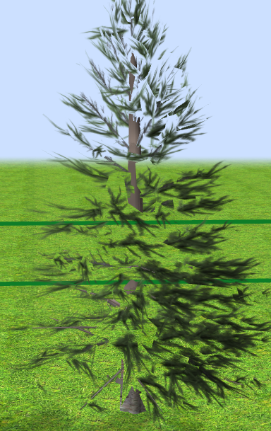 Three.js transparency model texture bug.