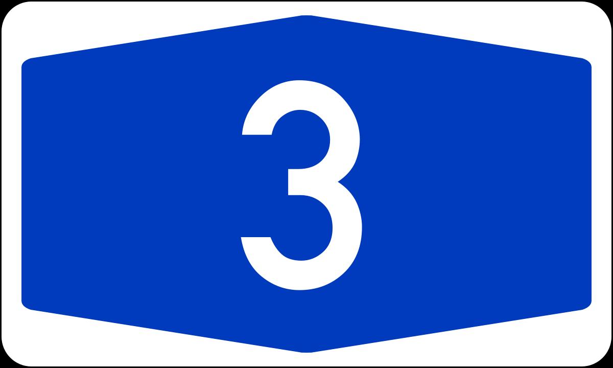 Bundesautobahn 3.