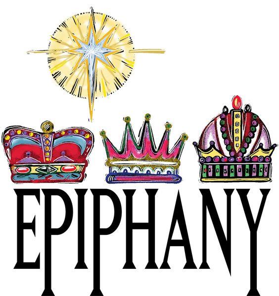 Epiphany.