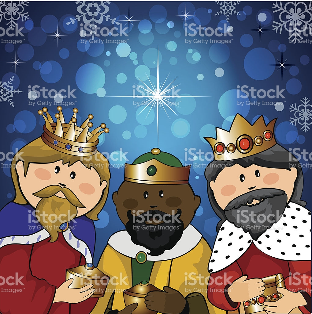 Three Kings stock vector art 459896739.