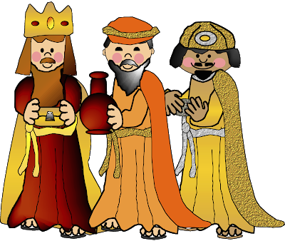 Faith Filled Freebies: Gift of the Three Kings.
