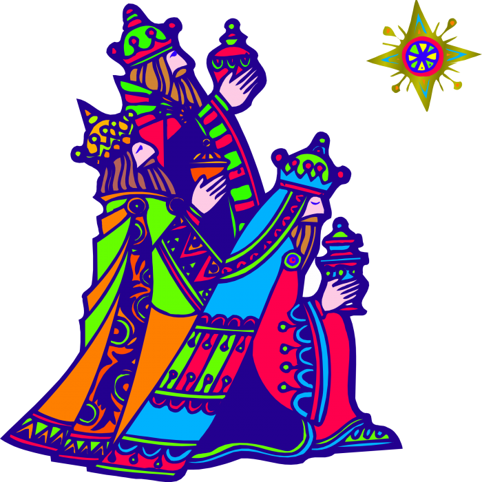 Three Kings Png Vector, Clipart, PSD.