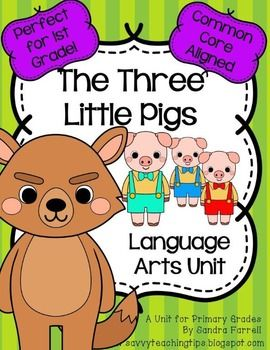 The 3 Little Pigs.
