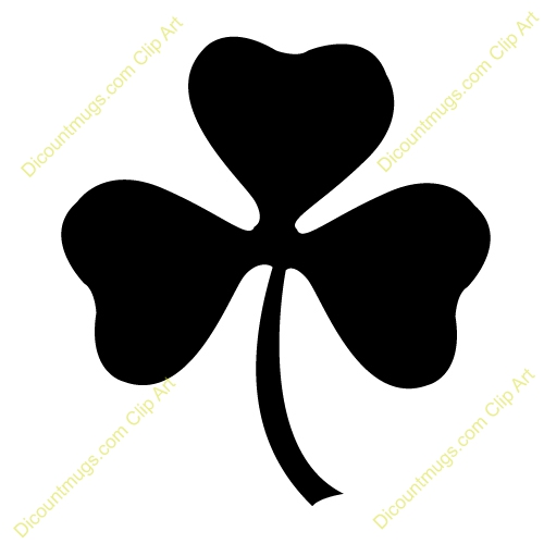3 Leaf Clover Clipart#2182748.