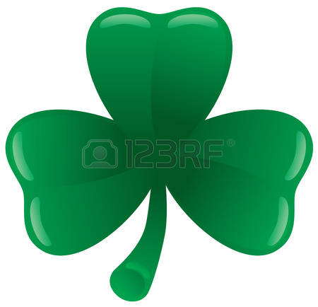 2,197 Three Leaf Clover Stock Vector Illustration And Royalty Free.