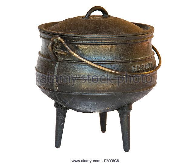 Cast Iron Pot Stock Photos & Cast Iron Pot Stock Images.