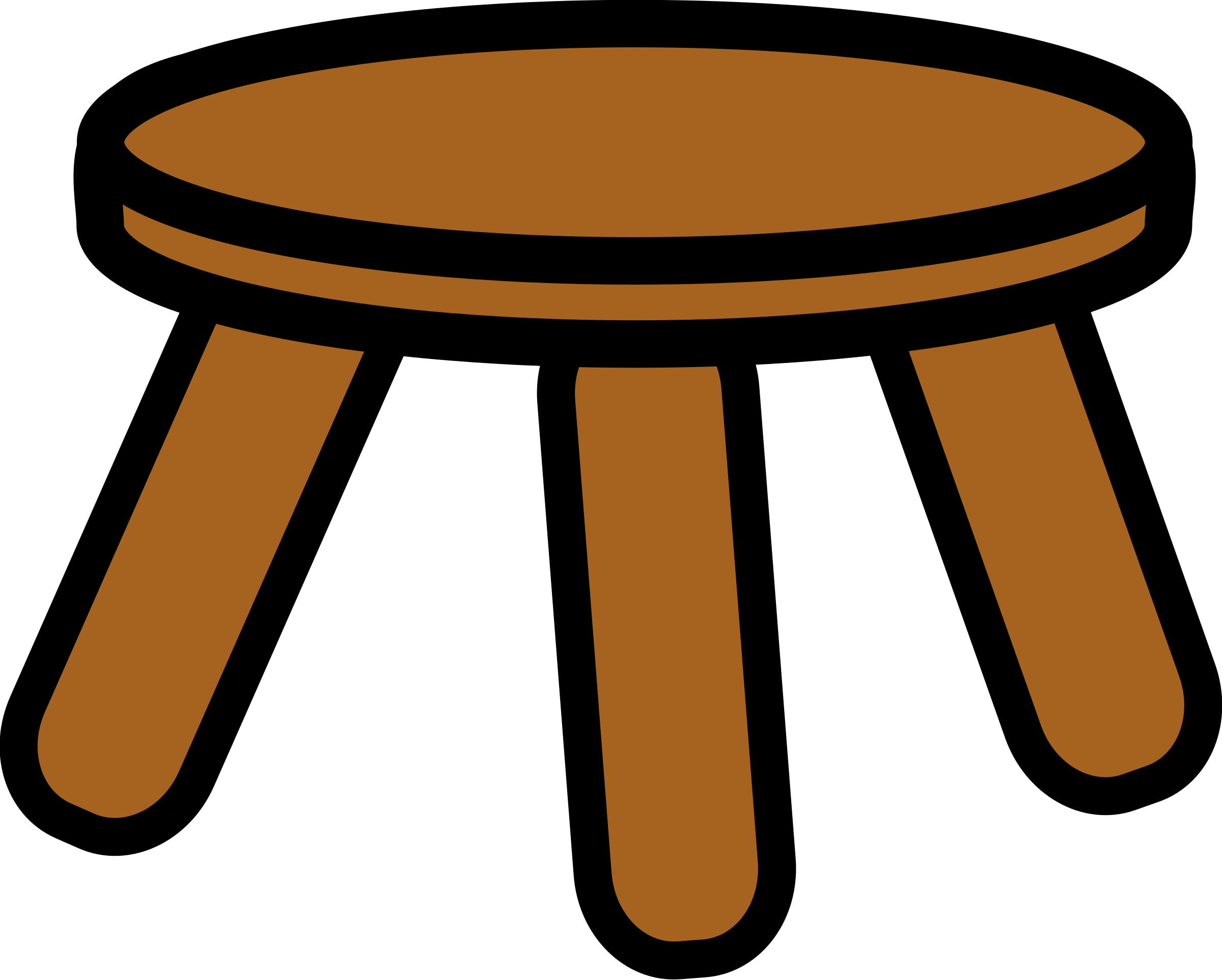 Stool Clipart Png.