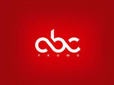abc three letter logo #textlogodesigns #logos #designs.