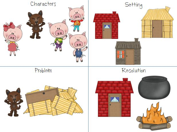 Home Sweet Speech Room : The Three Little Pigs Storybook Companion.
