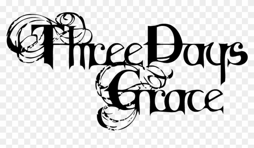 Three Days Grace Logo.