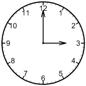 After 12 O Clock Clipart.