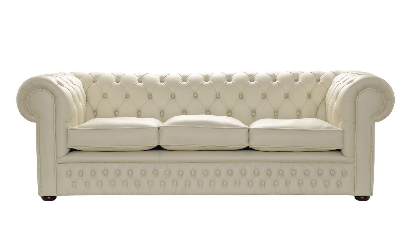 Brilliant Chesterfield Leather Furniture With Chesterfield Leather.