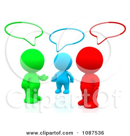 People Talking Clipart & People Talking Clip Art Images.