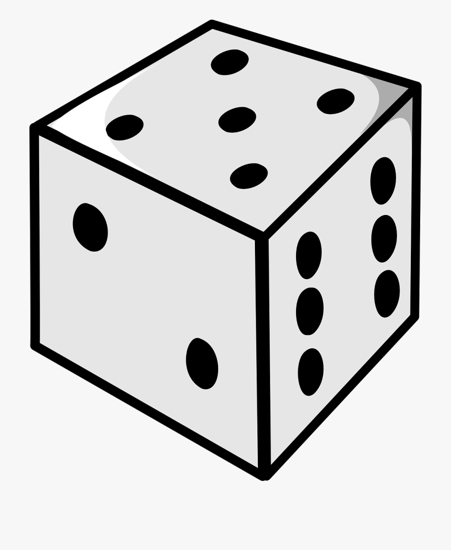 Latest Free Dice Clip Art At Clipart Inspiration.