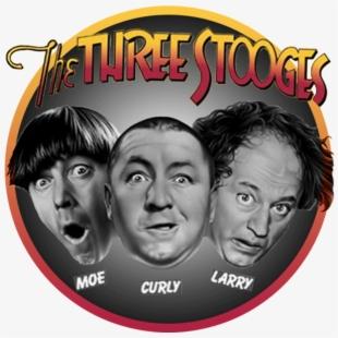 Three Stooges , Transparent Cartoon, Free Cliparts.