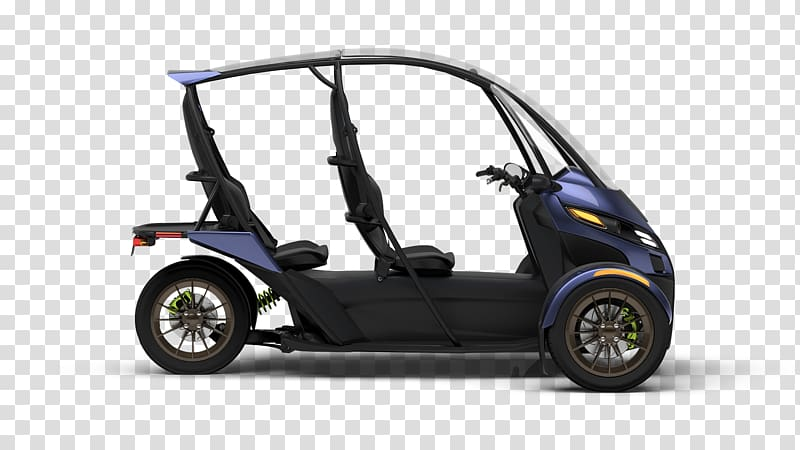 Electric vehicle Car Arcimoto Electric trike Three.