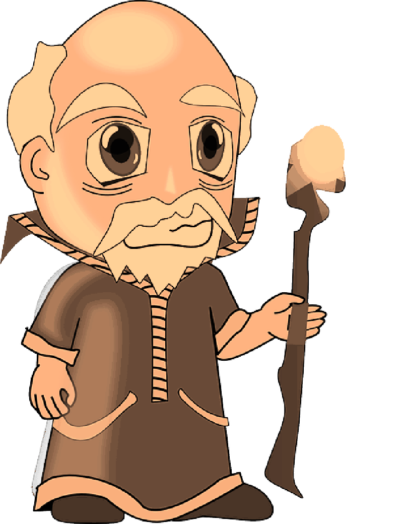 Wise Man Clipart Png , Png Download.