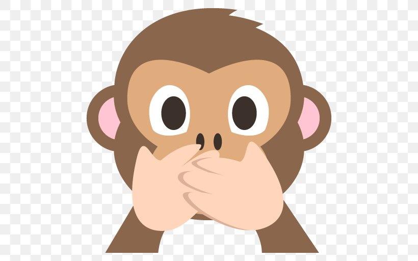 The Evil Monkey Clip Art Three Wise Monkeys Vector Graphics.