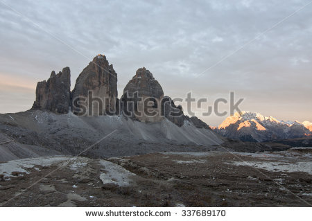 North Face Matterhorn Mountain Stock Photo 41122888.