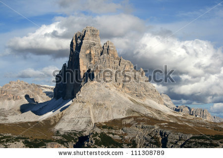 Italian Dolomite Stock Photos, Royalty.