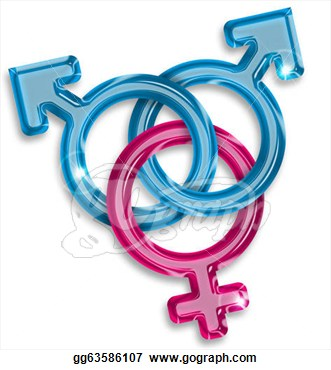 Bisexuality Clipart.