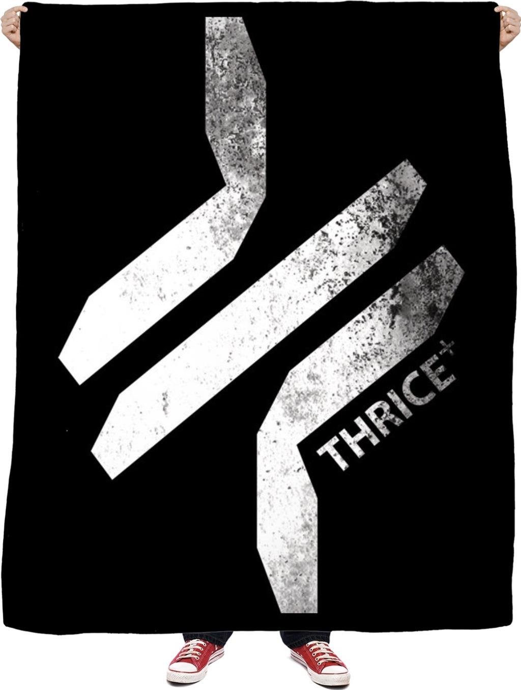 Thrice Logo.