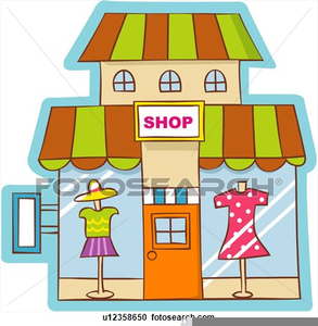 Thrift Store Clipart Free.