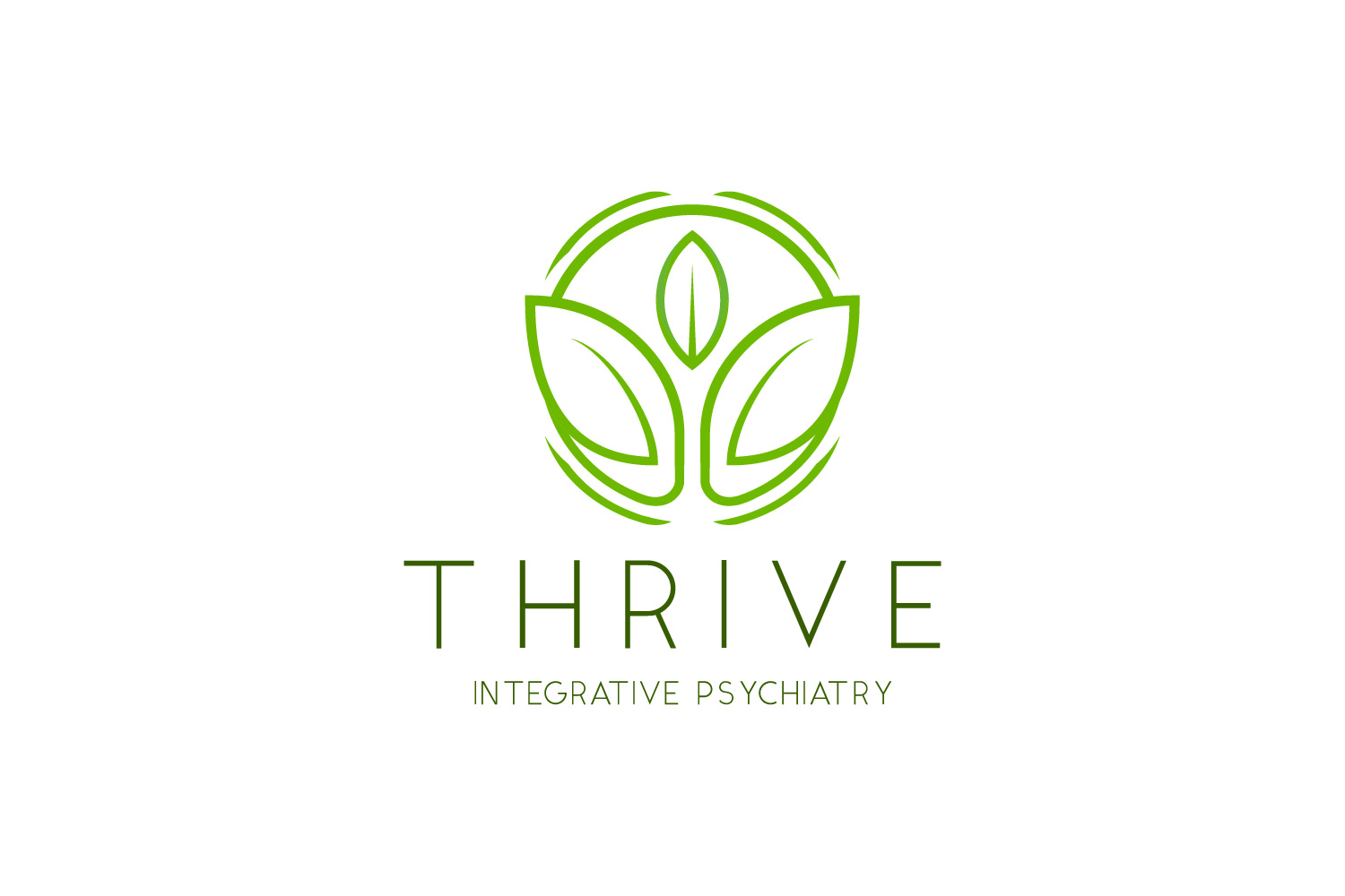 Playful, Personable, Healthcare Logo Design for Thrive.