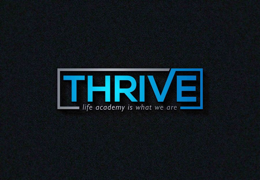 Entry #43 by jamyakter06 for Design a Logo for THRIVE.