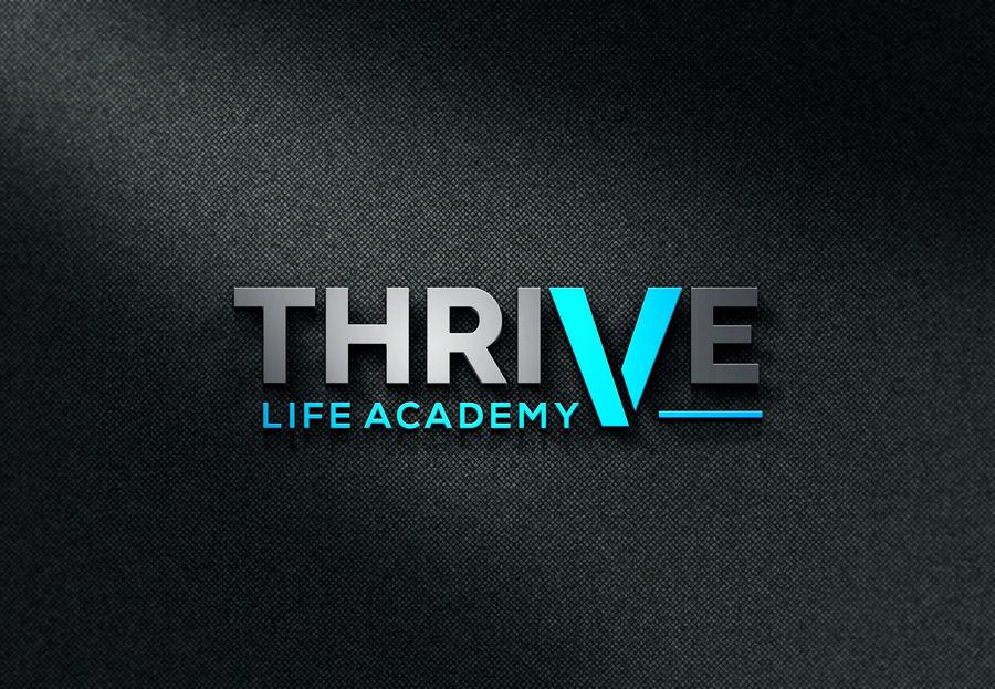 Entry #68 by nasimoniakter for Design a Logo for THRIVE.