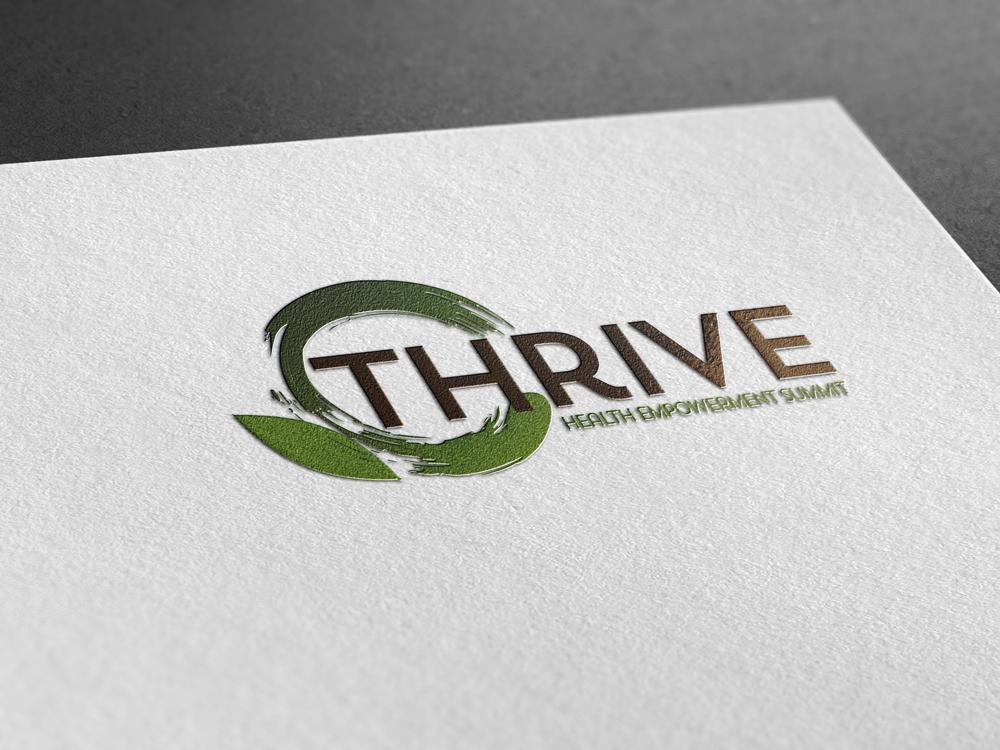 Thrive Logo.