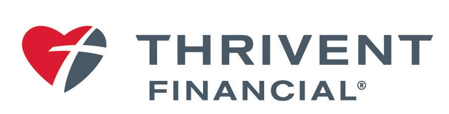 Thrivent rolls out new logo, sans \'Lutheran\'.