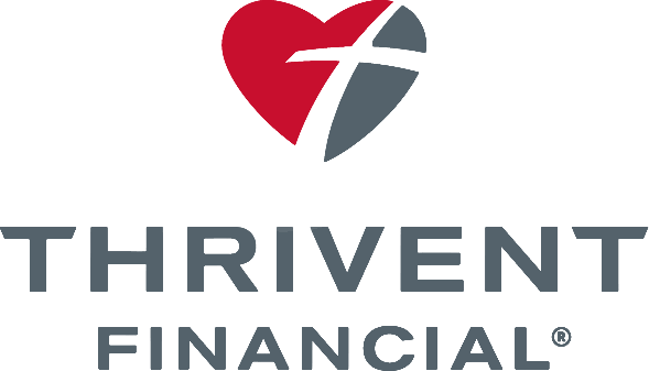 Thrivent financial Logos.