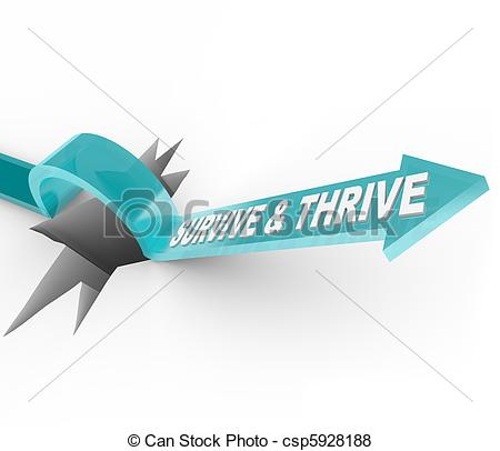 Thrive clipart.