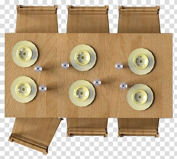 Table Furniture Matbord Chair, 2d furniture top view.