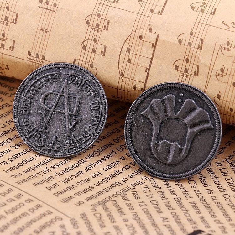 Game Of Thrones Faceless Man Coin.