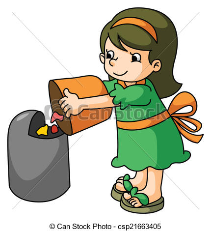 Thrown away clipart - Clipground