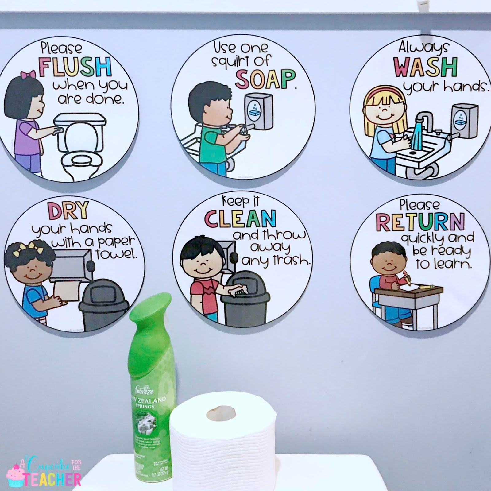 Bathroom Management in the Classroom.