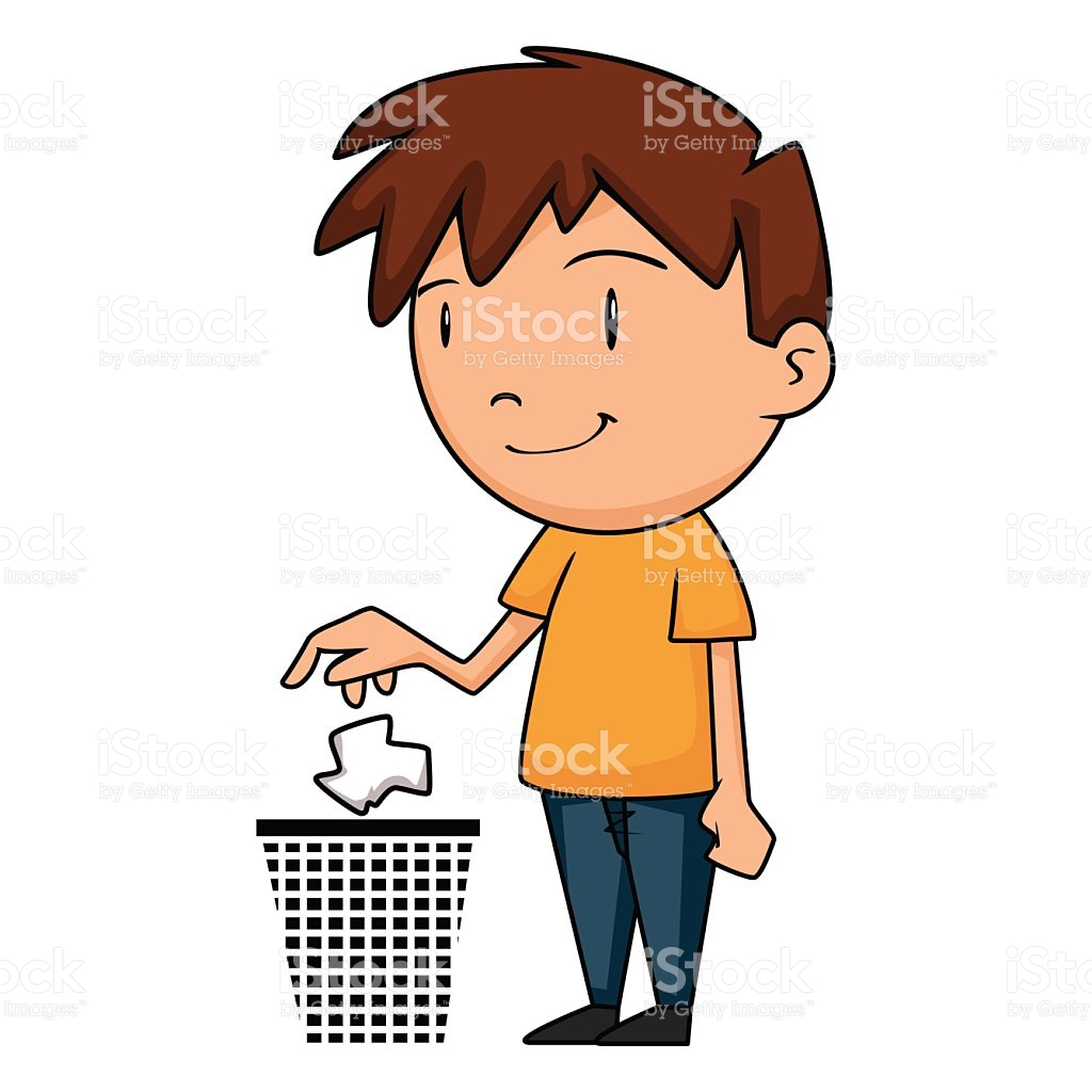 2022 Garbage free clipart.