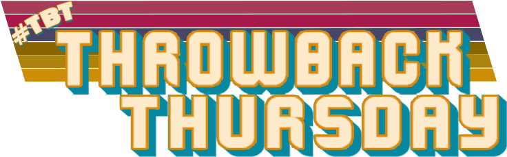 Logo Design For Throwback Thursday.