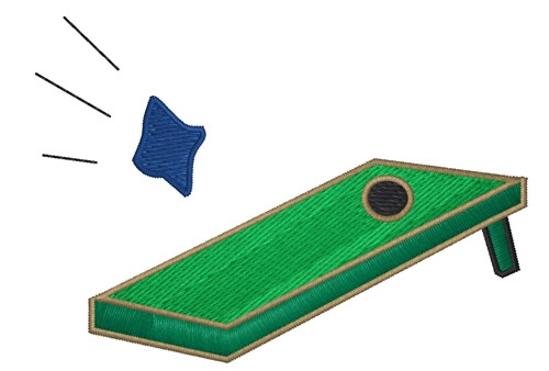 Throwing a cornhole bag clipart clipart images gallery for.