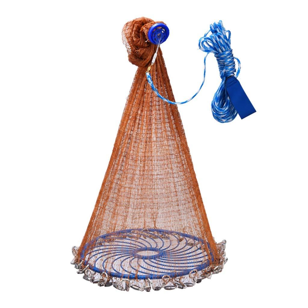 Amazon.com: Hong Tai Yang Fishing net Casting net Hand.
